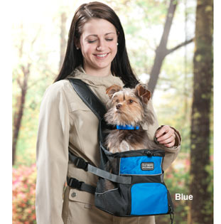 Outward Hound Pet A Roo Front Pet Carrier On Sale Furry